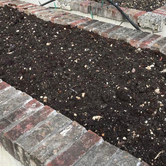 soil in bed